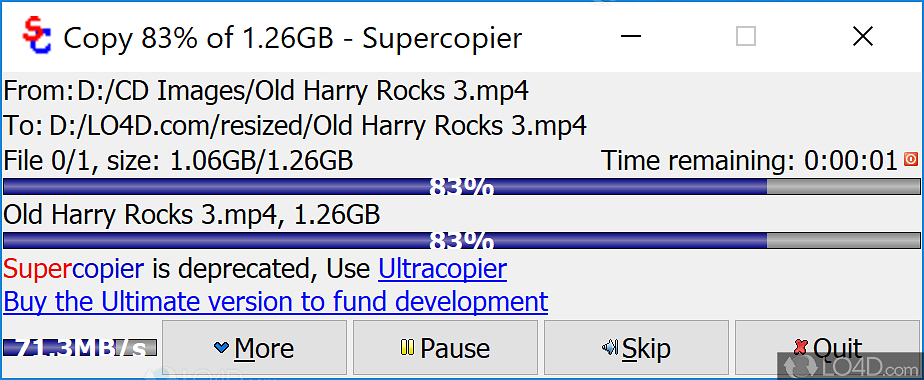 supercopier win7 32bit