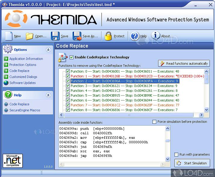 Themida x64 cracked - LO4D com