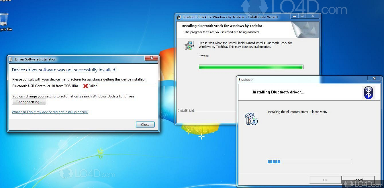 download bluetooth win 7 32 bit