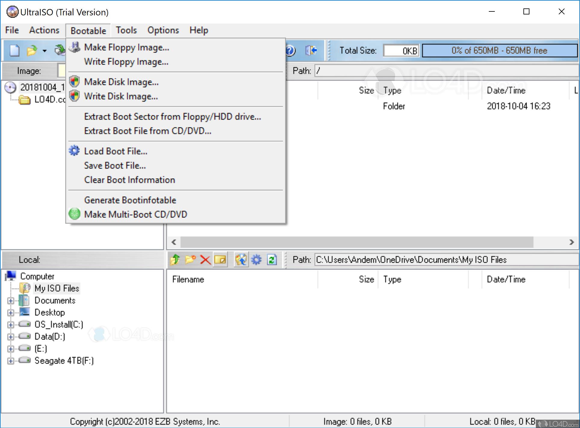 ultraiso free download windows 10 64 bit