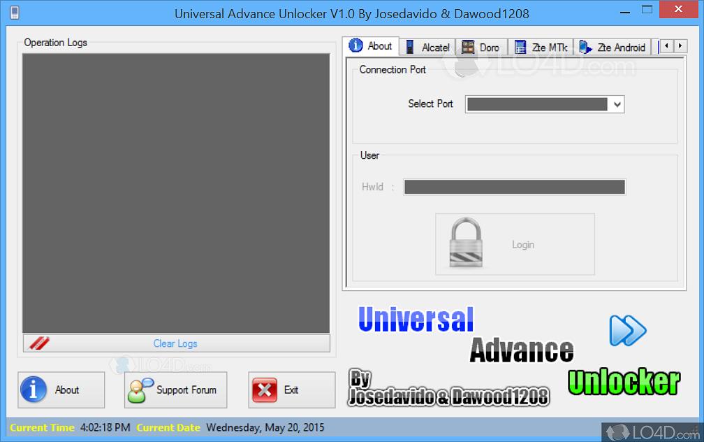 Universal phone unlocking software free download