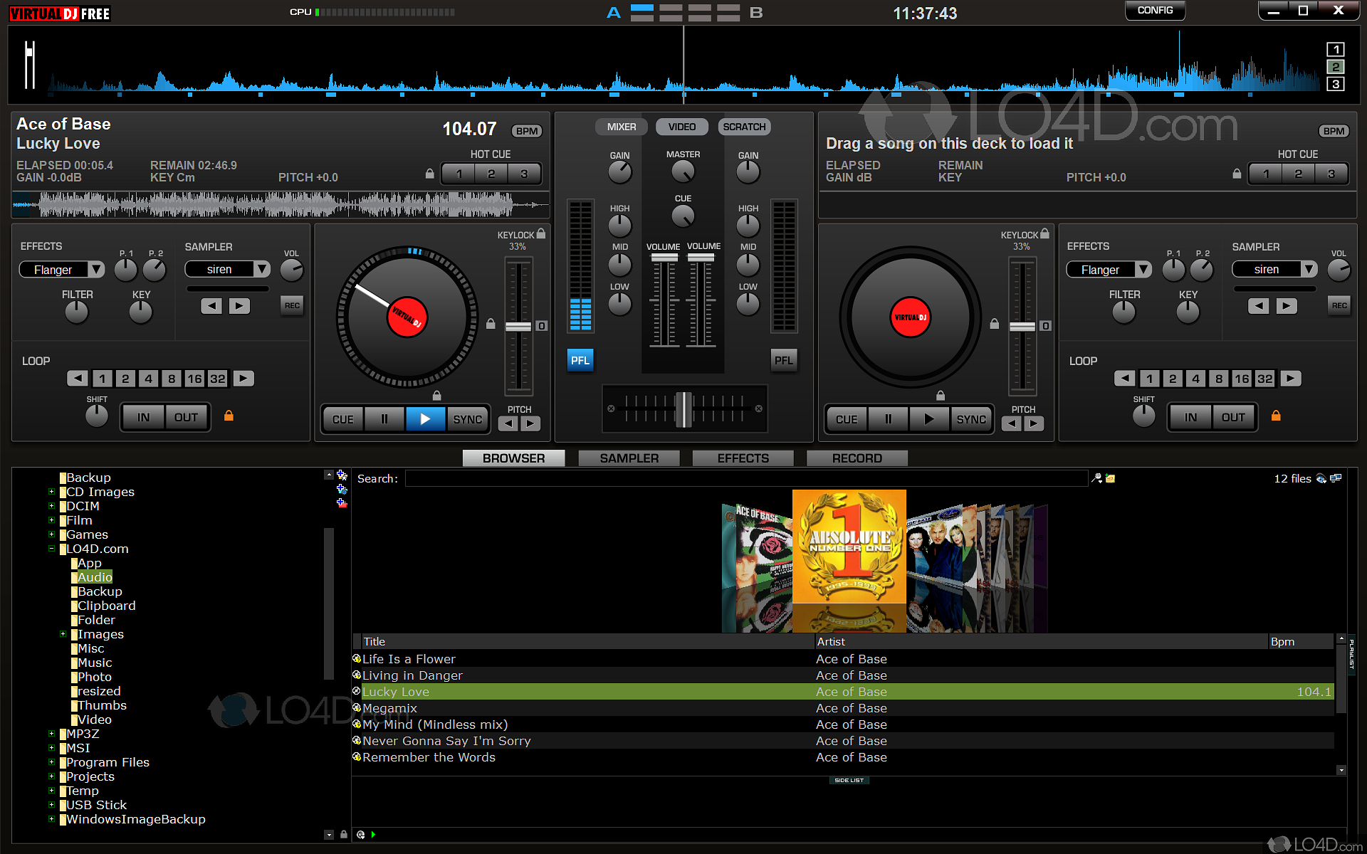 dj software free download for windows xp