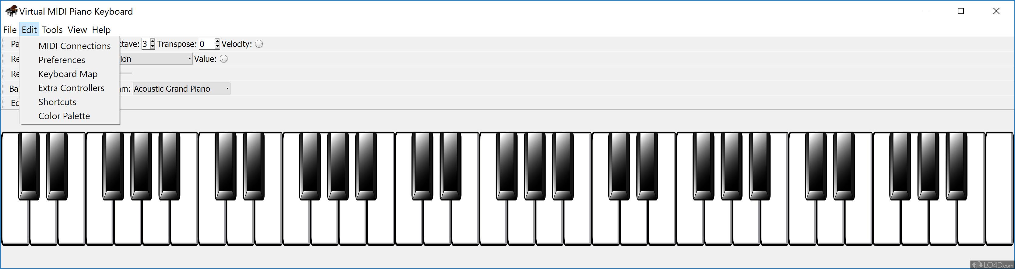 Virtual Midi Piano Keyboard Ableton Lo4d Com