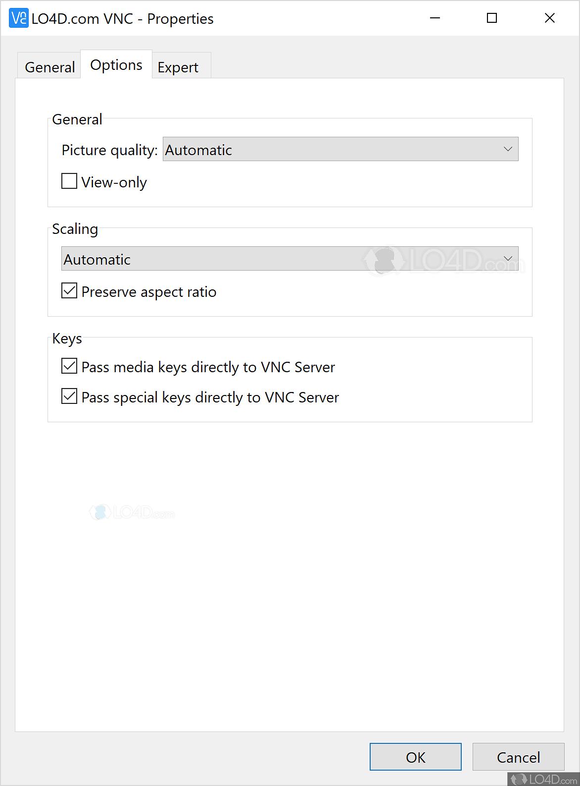 Run a remote vnc desktop on your rpi3 · sakaki-/gentoo-on-rpi3.