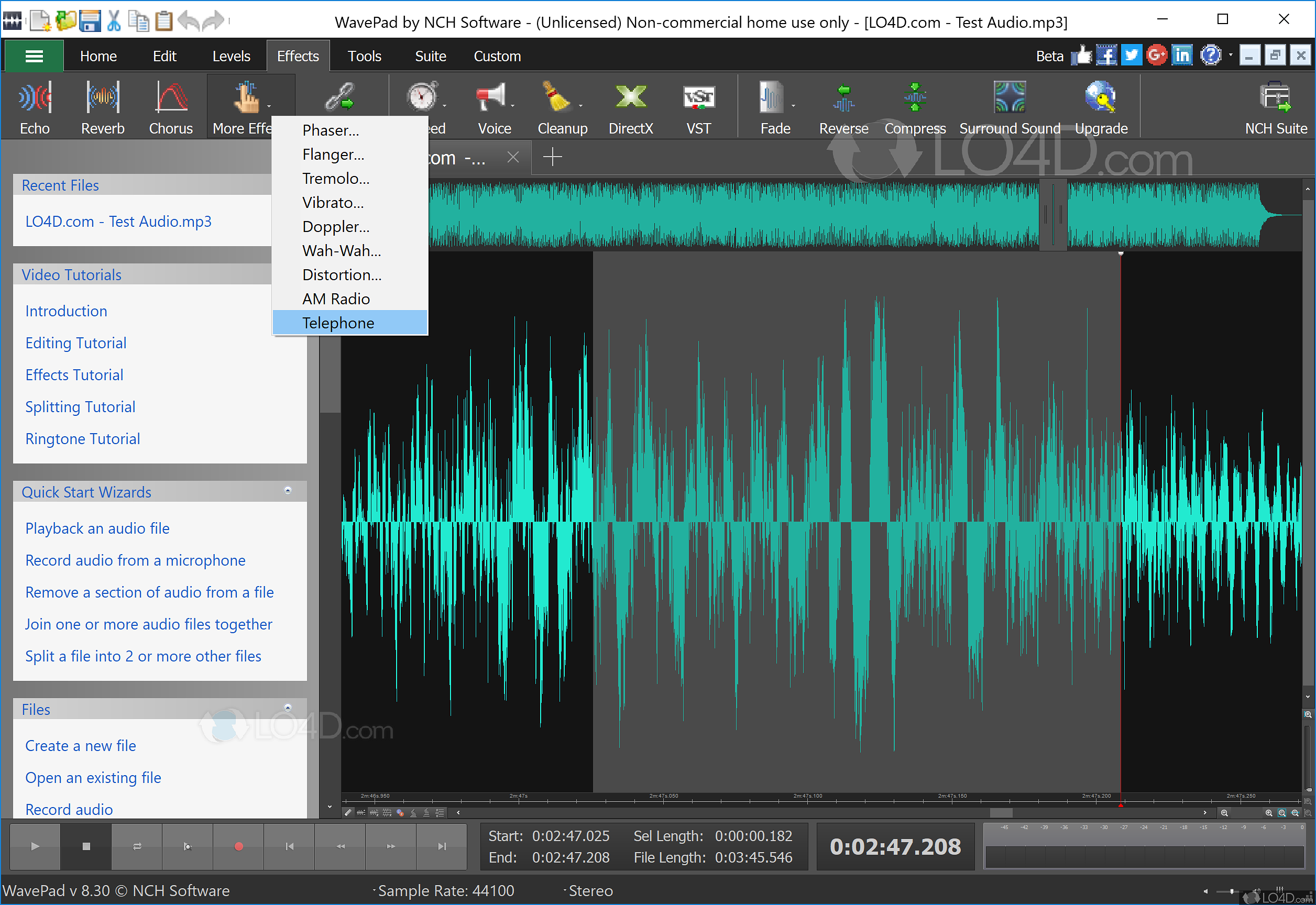 Wavepad full version free download for pc | WavePad Sound