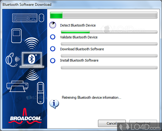 Bluetooth driver installer download.