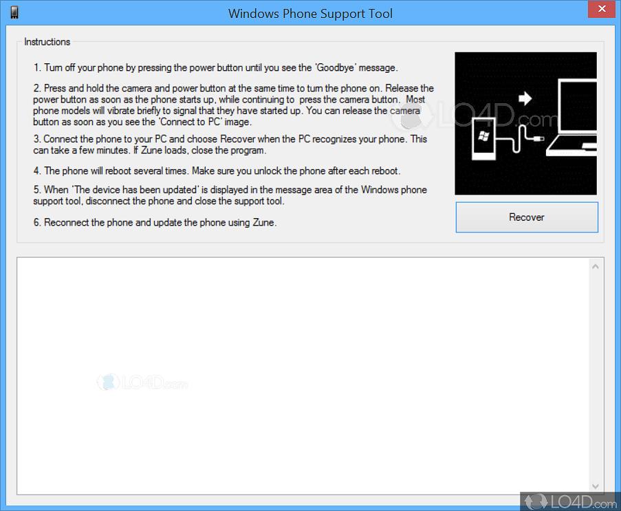 Screenshot Tool for Windows Phone - Sarid