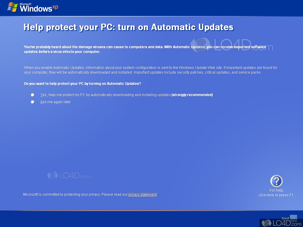 Video's van Microsoft windows xp with service pack 1
