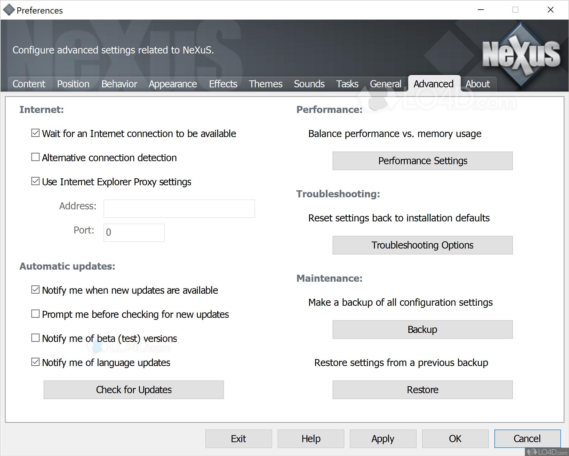 Winstep nexus alternatives | What are modern Nexus 4